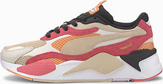 Puma Chaussure Basket RS-X3 Mesh Pop pour Femme, Blanc, Taille 37.5, Chaussures