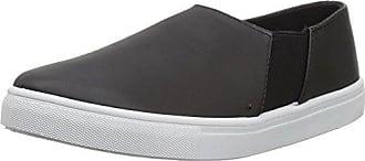 Qupid Womens MOIRA-07 Sneaker, Black, 5.5 M US