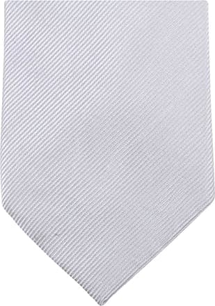 Knightsbridge Neckwear Mens Plain Diagonal Ribbed Tie Black