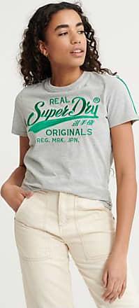 Superdry Real Originals Piping T-Shirt
