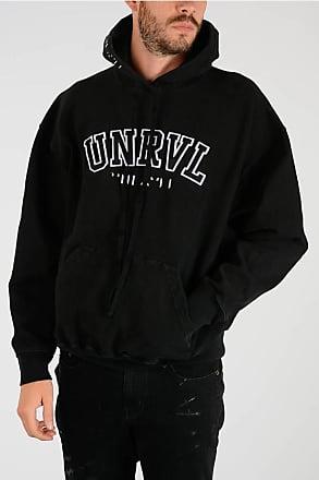 Unravel Oversize Embroidery Sweatshirt size Xs