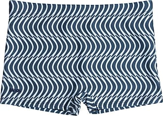 Mash SUNGA BOXER ESTAMPADA WAVES Azul marinho M