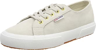 Superga Unisex Adults 2750-SUEU Trainers, Beige (White Cream N20), 8.5 UK (42.5 EU)