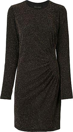 Karen Walker Metamorphic mini dress - Black