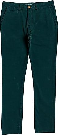 Quiksilver Krandy Slim - Chinos - Men - 32 - Green