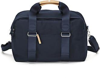 Qwstion Weekender Organic Navy Tasche