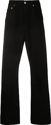 Our Legacy Jeans a gamba ampia - Di colore nero