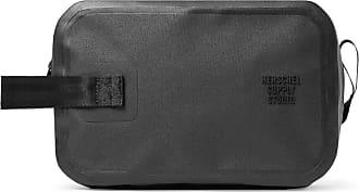 Herschel Studio Chapter Tarpaulin Wash Bag - Black