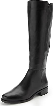 Gerry Weber High boots in 100% leather Gerry Weber black