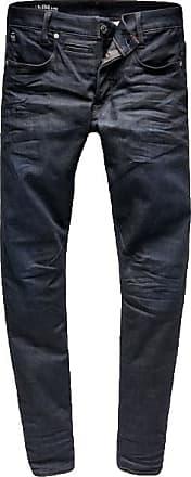 G-Star Dark Aged D-Staq 3D Slim Jeans - 34/30