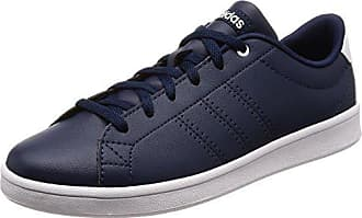 premium selection 831ad b1f1a adidas Damen Advantage Clean QT Fitnessschuhe Blau MaruniFtwbla 000, 38 23