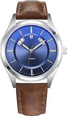 Yazole Relógios De Pulso Masculino De Quartzo Yazole Z 513-S À Prova Dágua (3)