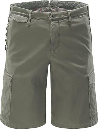 Pantaloni Torino Cargo-Bermudas graugrün bei BRAUN Hamburg
