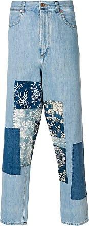 Natural Selection Calça jeans - Azul