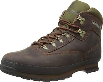 2ec0698d Timberland Euro Hiker Leather, Botas Chukka para Hombre, Marrón (Brown), 43