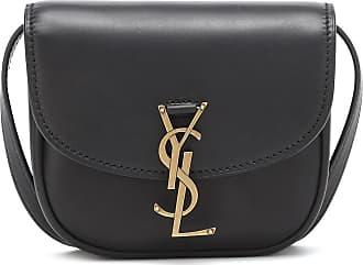 Saint Laurent Kaia Mini leather crossbody bag