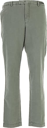 PT01 Pants for Men On Sale, Olive, Cotton, 2017, 40