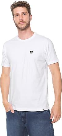 Reef Camiseta Reef Logo Branca