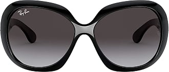 Ray-Ban Unisexs Rb 4098 Sunglasses, Black, 60