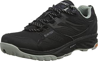 Hi-Tec Womens V-LITE Wild-Life Scorpion I Low Rise Hiking Boots, Black (Black 21), 7 (40 EU)