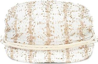 Maison Michel Esclusiva Mytheresa - Cappello New Abby in tweed