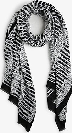 A|X Armani Exchange Damen Schal schwarz
