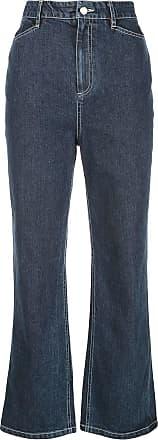 Rosetta Getty Calça jeans bootcut - Azul