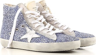 Golden Goose Sneakers for Women On Sale in Outlet, lilla, suede, 2017, 5
