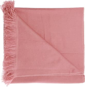 Isabel Marant Fringed Scarf Womens Pink