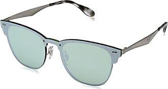 77081c7e4fb34 Ray-Ban RAYBAN JUNIOR 3576n Gafas de sol Brushed Silver 41 Unisex-Adulto