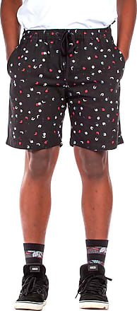 Lost Shorts Lazy Lost Surfboards - Preto - GG