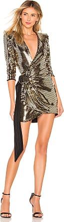 Zhivago The Key Dress in Metallic Gold