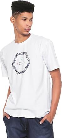 NICOBOCO Camiseta Nicoboco Palm Branca
