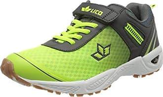 Lico Sneaker schwarz grau 30  Sportschuhe Hallenschuhe Freizeitschuhe