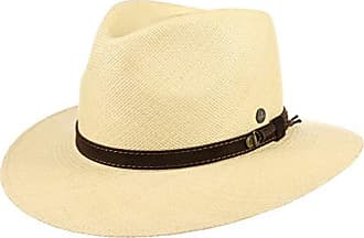 LIERYS Gambler Panamahut Hut Strohhut Panamastrohhut Sommerhut Sonnenhut