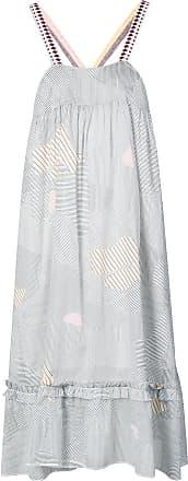 Lemlem Vestido Wefi - Branco