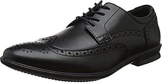 Brogues Homme Wing Puppies Cale Tip 40 Black Noir EU Hush IwqCgU