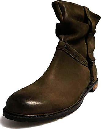 SPM Damen 7063 Lederstiefelette Stiefelette Lederschuhe Leder Boots Kurzstiefel  Braun EU 37 814912356e