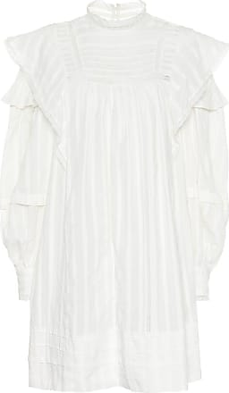 Isabel Marant Patsy ruffled lace mini dress
