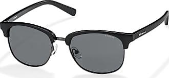 Polaroid Mens PLD 1012/S Y2 CVL 54 Sunglasses, Dkruth Black/Grey Pz