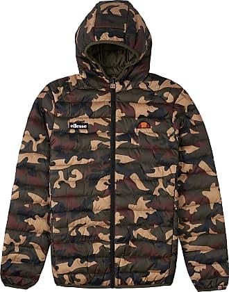 Ellesse Men Jackets/Lightweight Jacket Lombardy Camouflage - 572812 L
