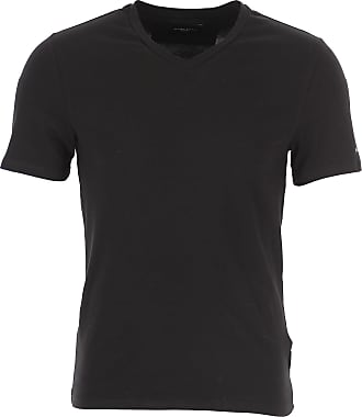 Guess T-Shirt Uomo On Sale, Nero, Cotone, 2019, L M S XL XXL