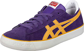 Onitsuka Tiger Fabre BL-S Shoes Violet/Tiger Yellow