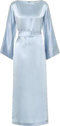 Bernadette Jackie silk-satin midi dress