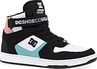 DC Pensford Hi - High-Top Leather Shoes for Men - Men