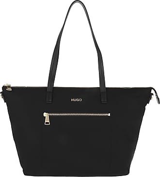 HUGO BOSS Tote - Megan Tote Bag Black - black - Tote for ladies