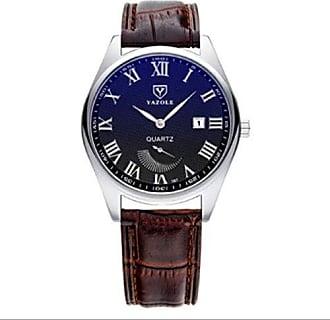 Yazole Relógio Yazole Prova D´água Masculino D307 (1)