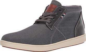 4e03f63ce6e Steve Madden Mens Frontier Sneaker Grey Fabric 10.5 M US