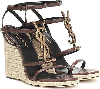 09ab2dd3e1 Chaussures Compensées Saint Laurent® : Achetez jusqu''à −37% | Stylight