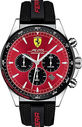 Ferrari Orologio Cronografo Uomo Scuderia Ferrari Pilota FER0830595